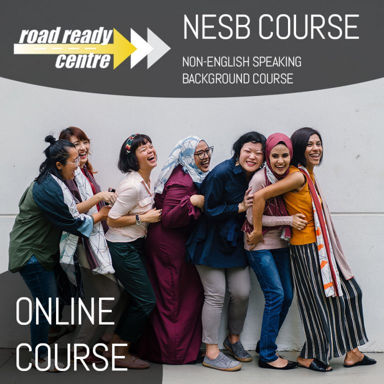 Non-English Speaking Background Learner Driving Course