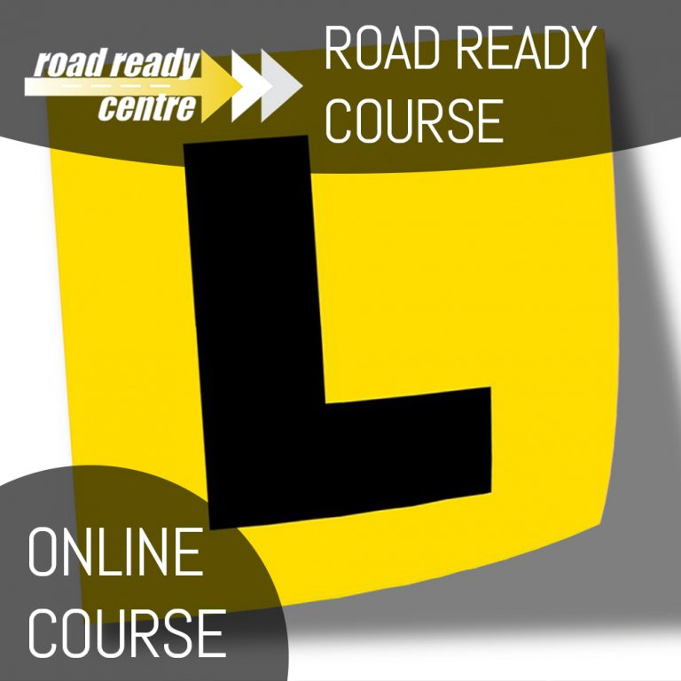 Road Ready Course | ACT Pre-Learner Licence Course