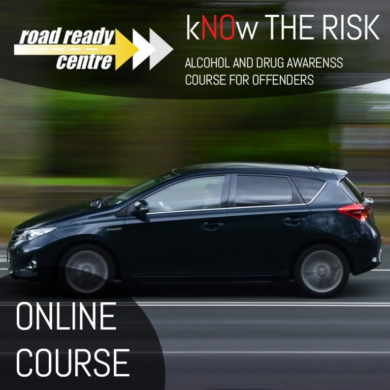 Alcohol and drug awareness course for drink driving offenders