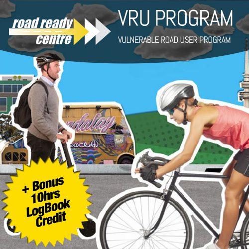 Vulnerable Road User Program Log Book Hours
