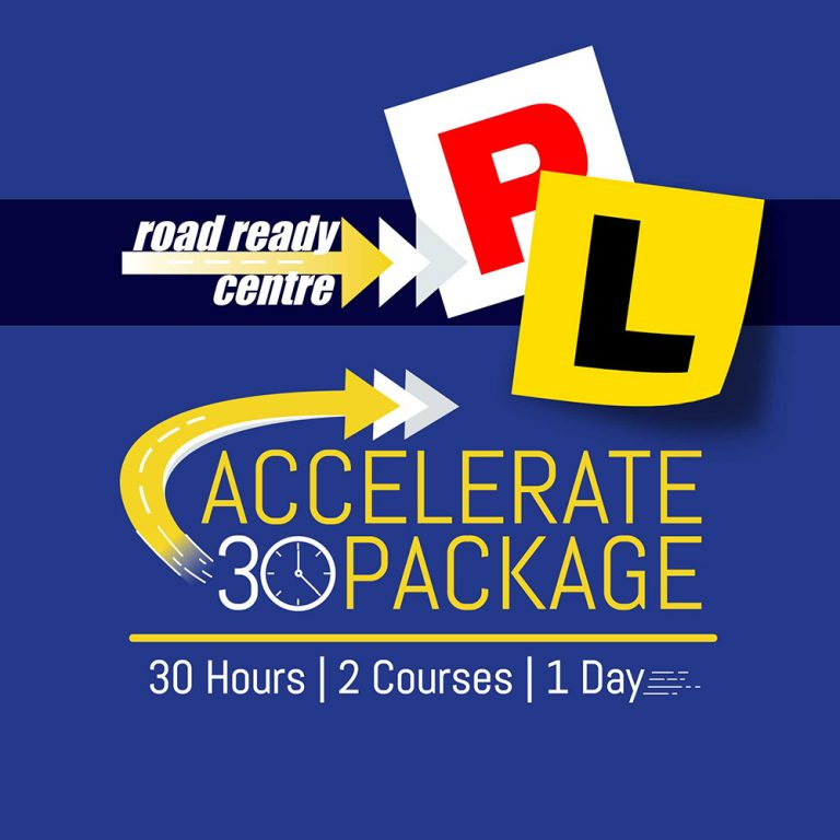 Accelerate30 ACT Licence Course